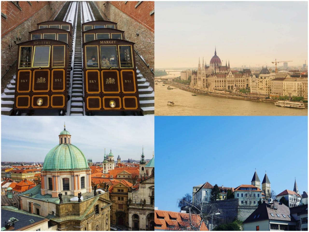 Beberapa tempat yang menarik dikunjungi di Eropa