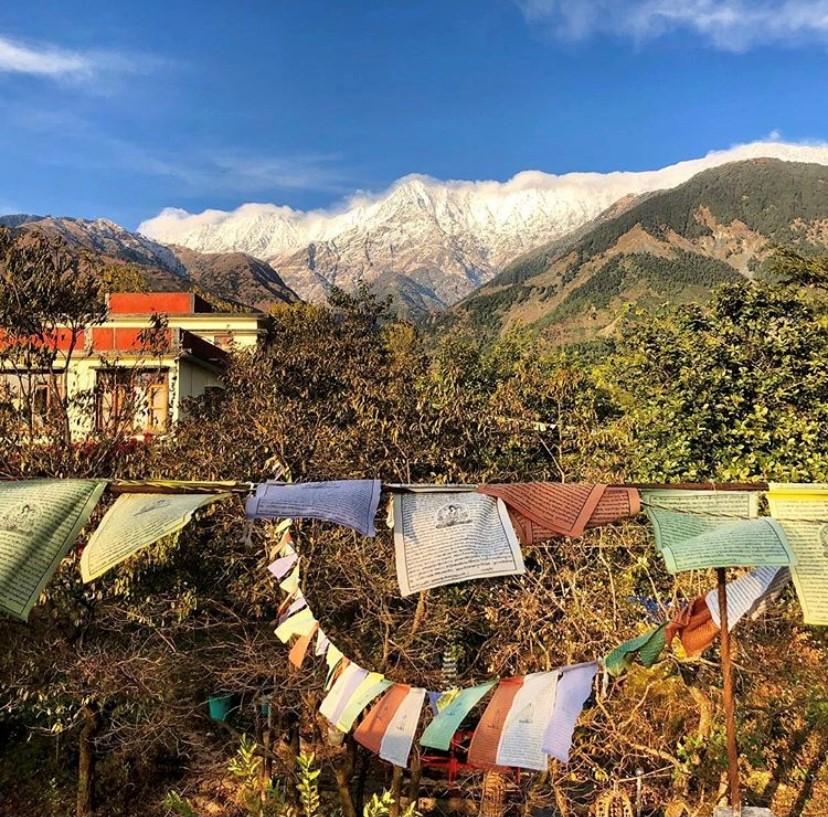 September 2019 – Second School, Thosamling Nunnery, Sidhpur – Lower Dharamshala.