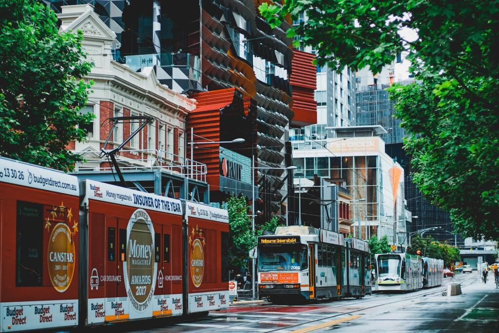 RMIT University, Melbourne Australia. Source: Shaun Low on Unsplash