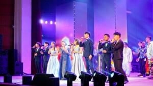 Acara New Year Gala yang selalu diselenggarakan oleh HZAU setiap tahunnya