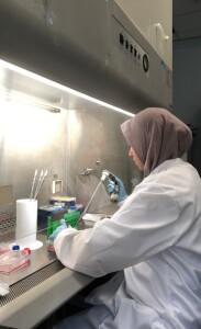 Fiona tertarik pada rekayasa jaringan organ setelah mengetahui bahwa teknologinya berkembang pesat di Inggris.