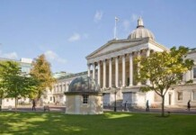 University College London - Sumber: ucl.ac.uk