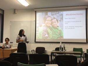 Presentation at SOAS, UCL (2016).