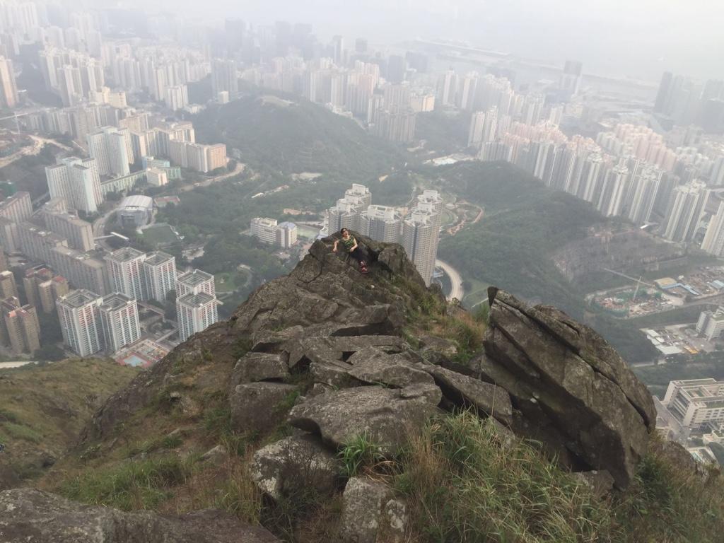 Exploring Hong Kong (hiking with local friends)