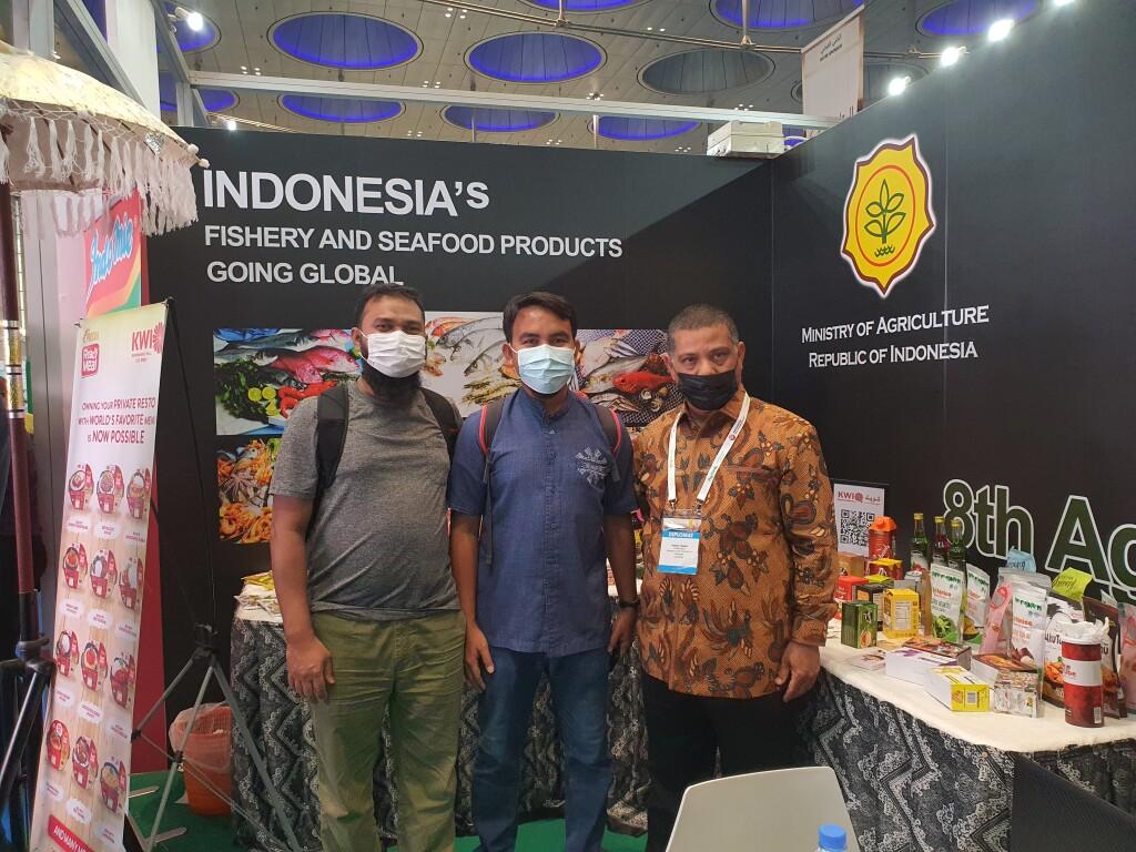 Hendriyadi Aktif dalam Berbagai Kegiatan di Doha bersama Komunitas Indonesia