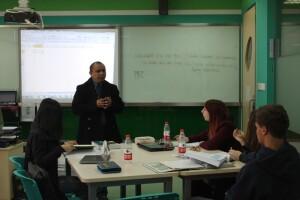 Kegiatan Mengajar di Changchun