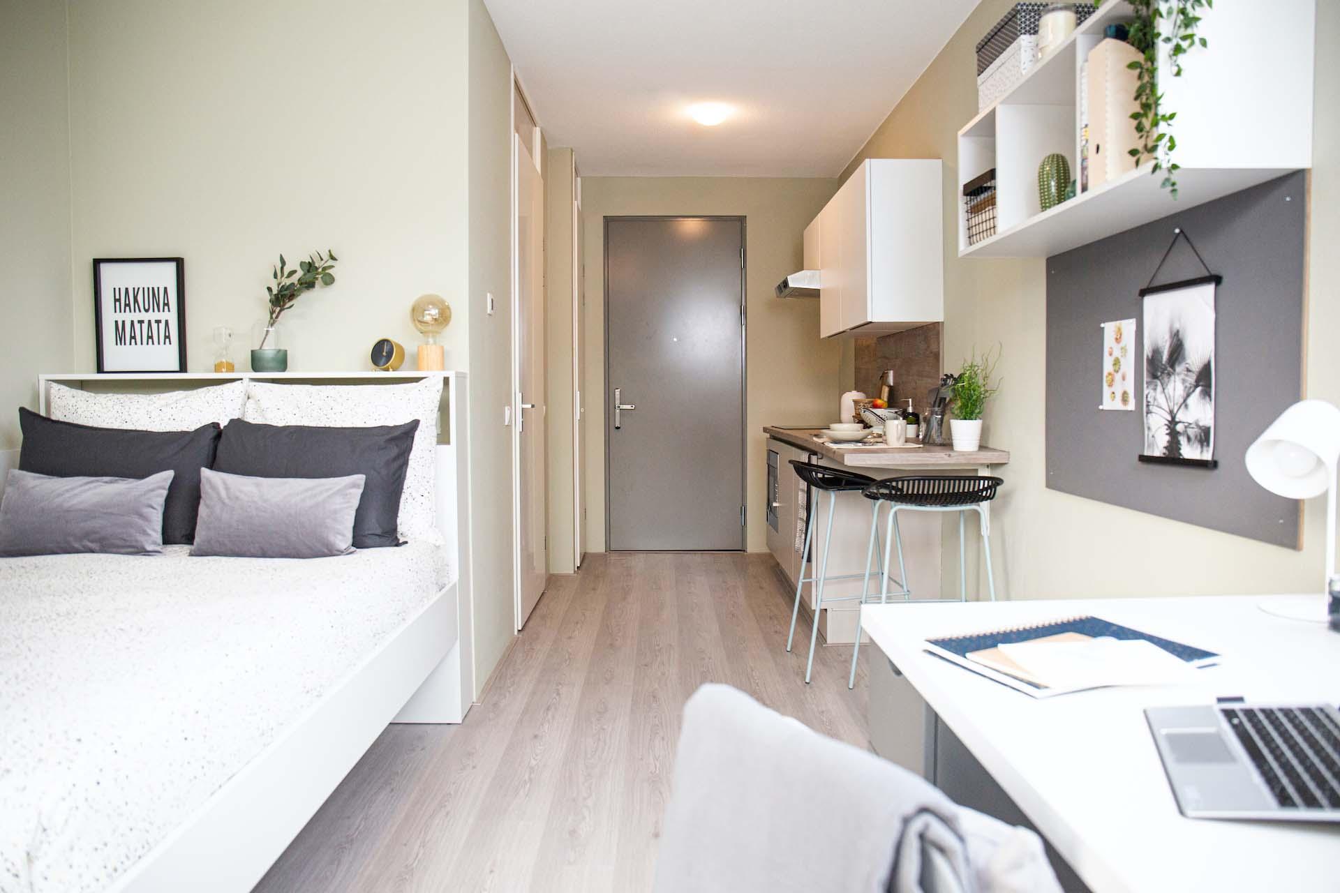 Studio Apartment - Sumber foto: Promovendux