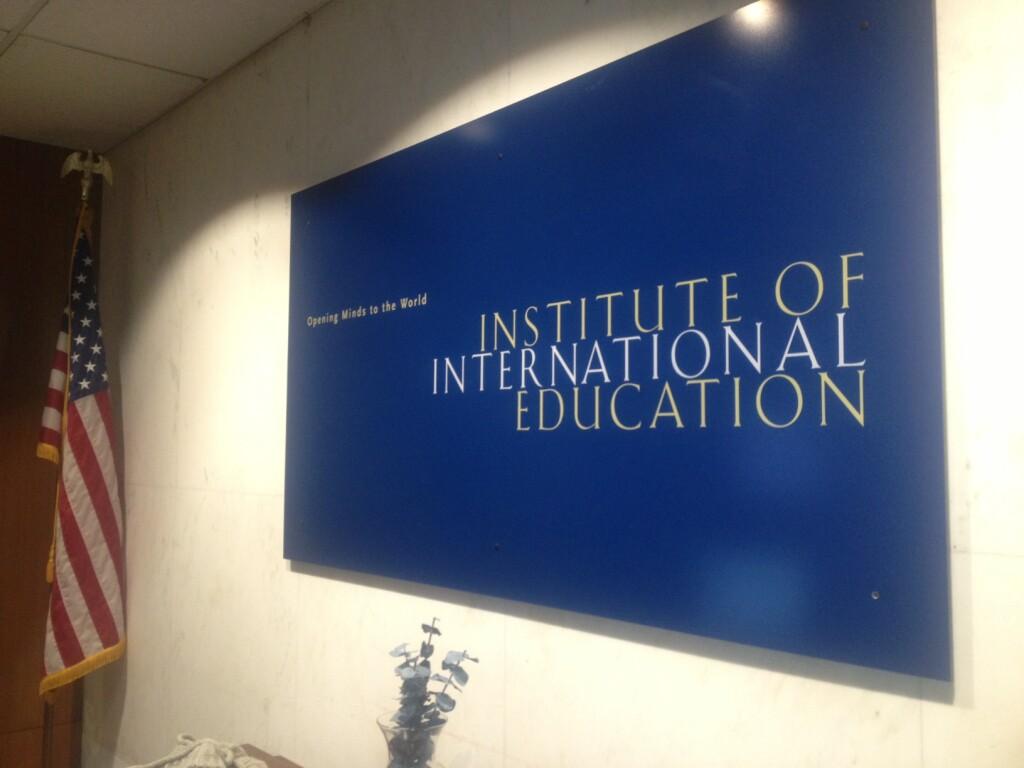 Institute of International Education (IIE) berperan dalam proses pemilihan universitas pada seleksi beasiswa Fulbright