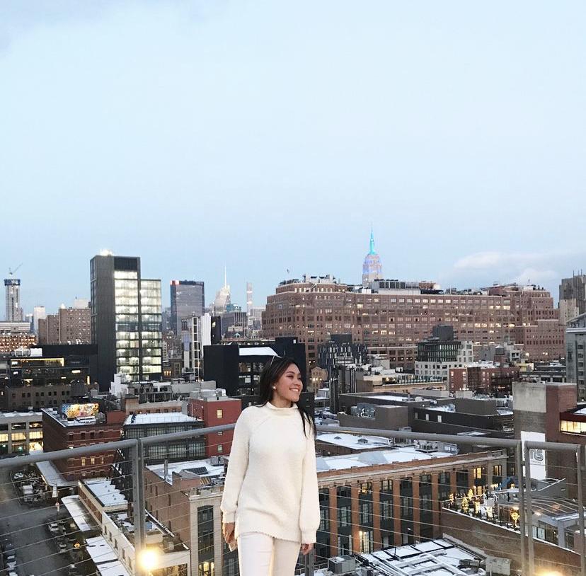 Bebby in New York