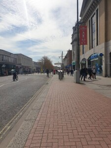 City Centre Southampton.