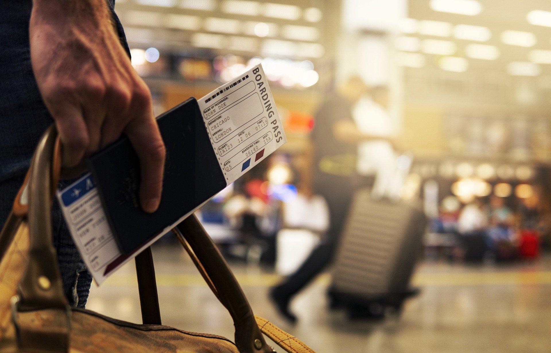 Airport situation - Sumber foto: J. Woroniecki (Pixabay)
