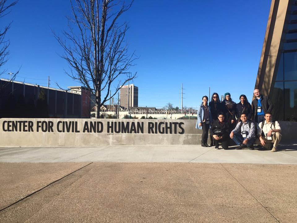 Fulbright Enrichment Seminar di Atlanta, Georgia. (Penulis)