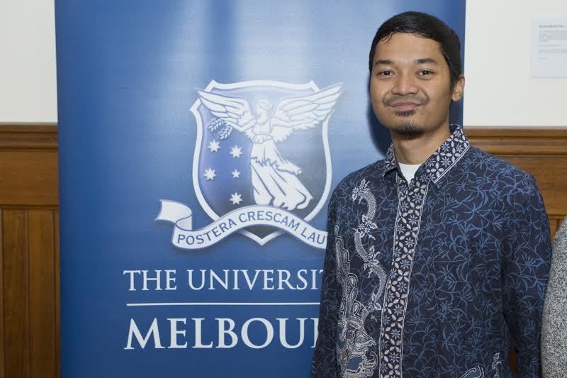 fariz abdillah melbourne university