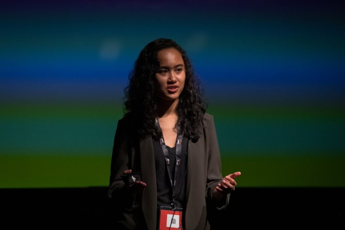 Indira at ATO 2019