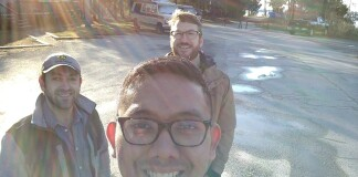 Doing Pro Bono with Pedro and Will for Oil Spill Case in Oriental North Carolina