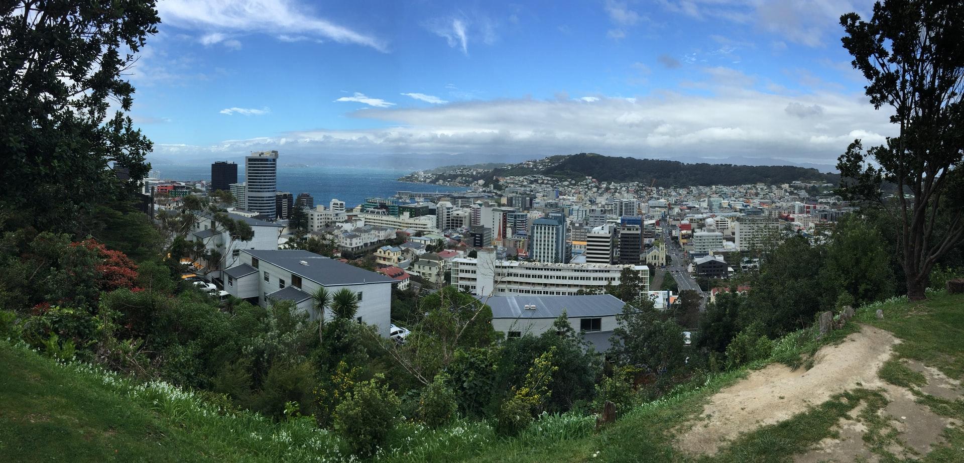The City of Wellington. Source: Sanjeev Bothra at Unsplash