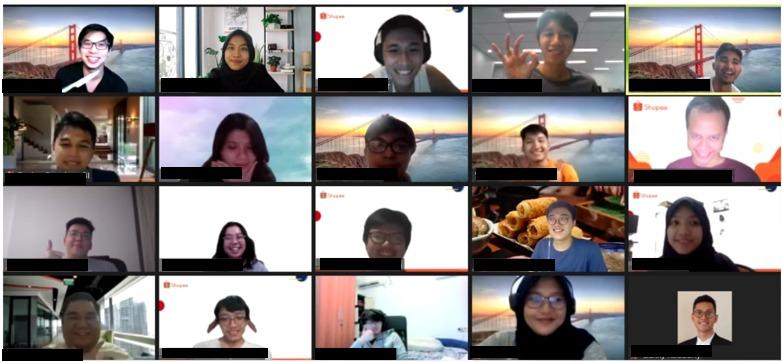Shopee BI BD Online Team Building