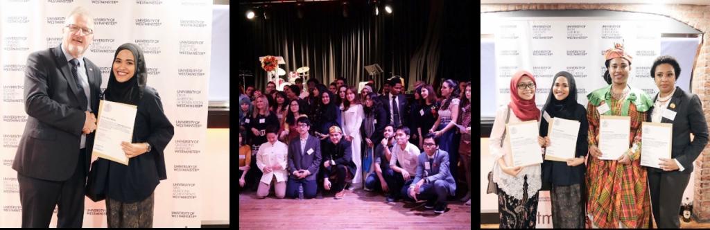 Gala of Annual International Scholarship Reception