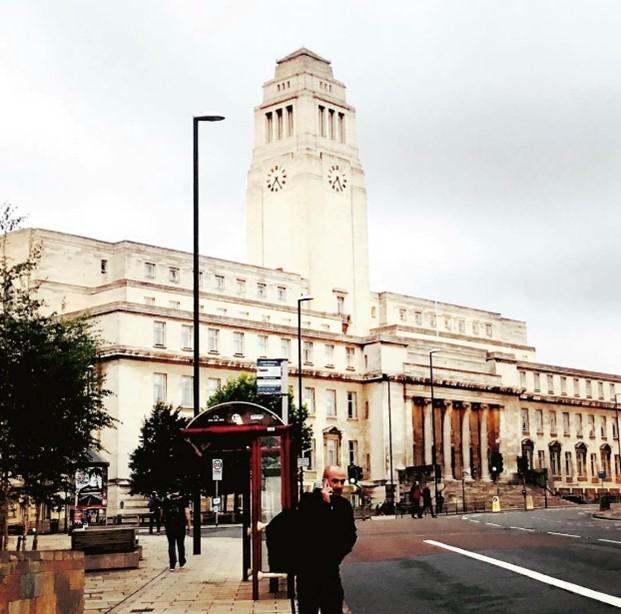 Parkinson, salah satu bangunan ikon Leeds