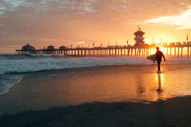Orange County is located in the southern part of California state. It is known for its beautiful beaches. A Disneyland Resort is also located in this county.